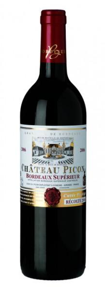 Château Picon Bordeaux supérieur AOC 2017