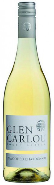 Glen Carlou unwooded Chardonnay 2016