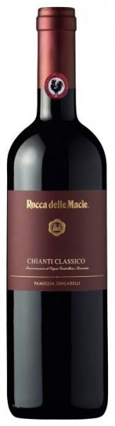 Rocca delle Macie Chianti Classico Famiglia Zingarelli DOCG 2018