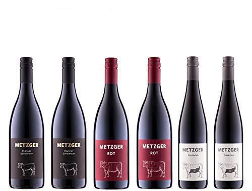 Probierpaket Weingut Metzger Rotwein aus der Pfalz