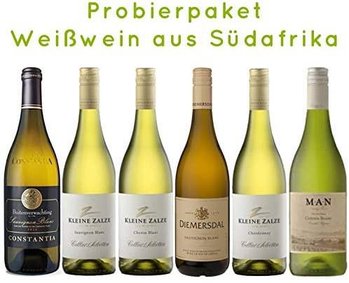Probierpaket Weißwein aus Südafrika