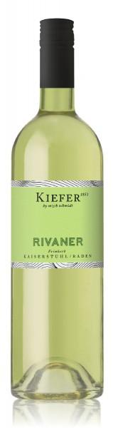 Weingut Kiefer Rivaner feinherb 2020