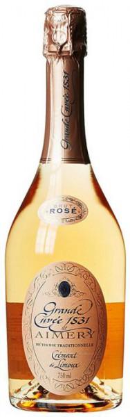 Cremant de Limoux AOC Sieur d´Arques Grande Cuvée 1531 Rosé Brut Aimery