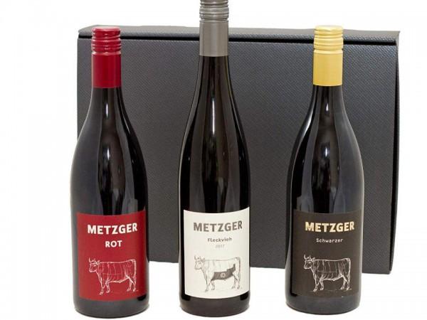 Geschenkset Rotwein Weingut Metzger