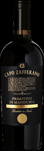 Capo Zafferano Primitivo di Manduria DOC 2019
