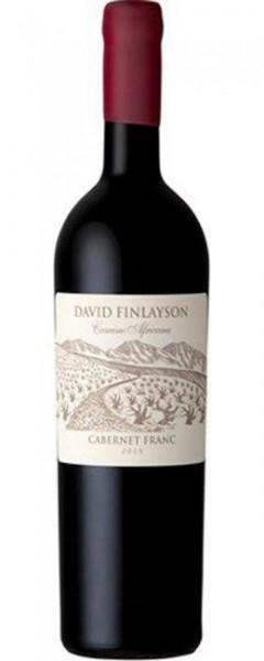 Edgebaston Finlayson Camino Cabernet Franc 2013