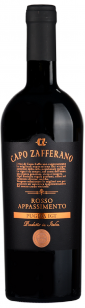 Capo Zafferano Rosso Appassimento IGT 2019