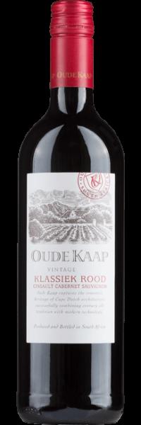 Oude Kaap Klassiek Rood 2020