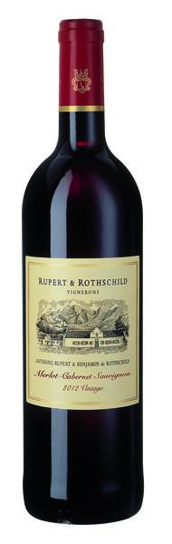 Rupert & Rothschild Cabernet Sauvignon Merlot 2017
