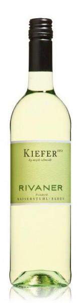 Weingut Kiefer Rivaner feinherb QbA 2017