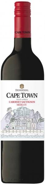 Diemersdal Cape Town Cabernet Sauvignon-Merlot 2019