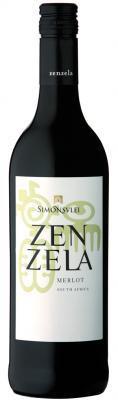 Simonsvlei Zenzela Merlot 2016