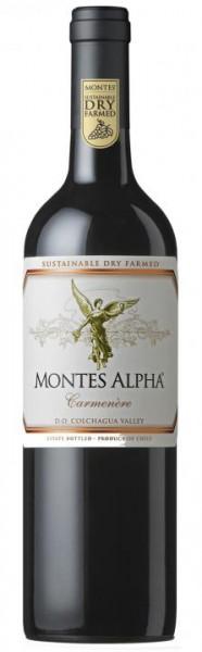 Vina Montes Montes Alpha Carmenère 2015