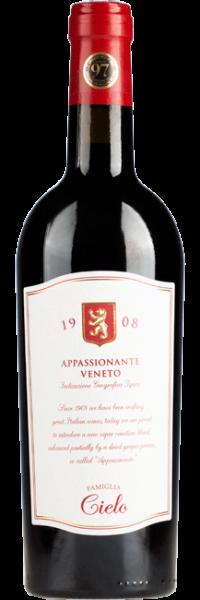 Appassionante Rosso Veneto 2017, Cielo e Terra