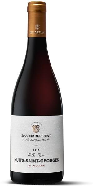 Nuits-Saint-Georges Vieilles Vignes 2017 Edouard Delaunay