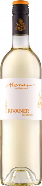Hemer Rivaner feinherb 2020 histamingeprüft | BIO