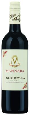 Mánnara Nero d´Avola Terre Siciliane IGT 2016