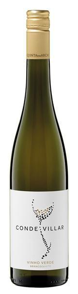 Quinta das Arcas Vinho Verde Conde Villar Branco 2020