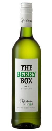 Edgebaston The Berry Box White 2018