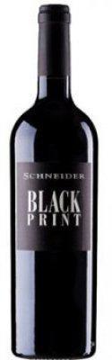 Markus Schneider Black Print Rotwein Cuvee QbA 2018