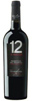 Varvaglione Vigne & Vini 12 e mezzo Primitivo del Salento 2015