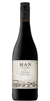 MAN Family Wines Bosstok Pinotage 2018
