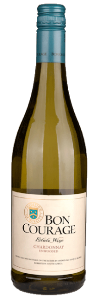 unwooded Chardonnay 2020 Bon Courage Estate