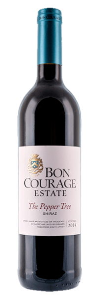Bon Courage Shiraz 2016