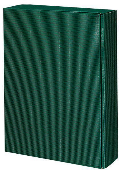 3er Geschenkverpackung - grüne Welle