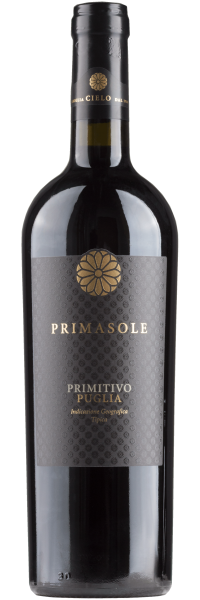 Primasole Primitivo Puglia IGT 2018