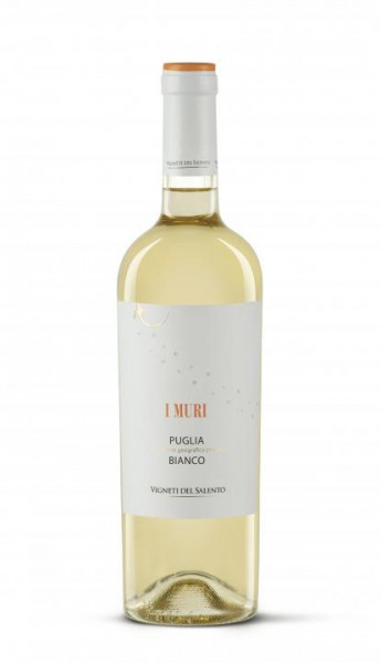 I Muri Bianco Puglia IGT 2019 Vigneti del Salento | Farnese Vini