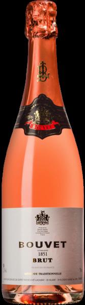 Bouvet Ladubay Cremant 1851 Rosé brut