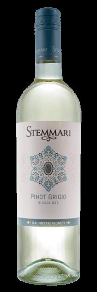 Stemmari Pinot Grigio IGT 2019