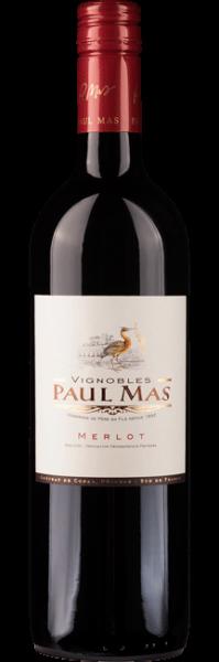 Domaines Paul Mas Merlot VdP d' Oc 2019