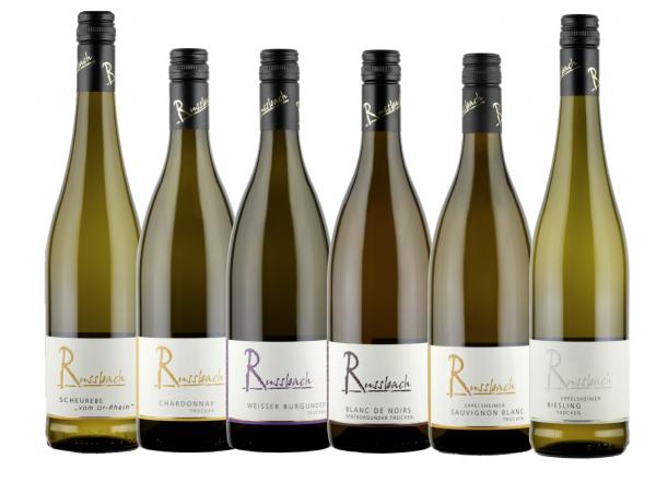 Probierpaket Ortsweine 2020 Weingut Russbach