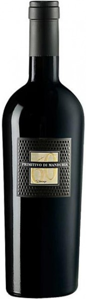 Sessantanni Primitivo di Manduria DOP 2013 Doppelmagnum 3 L. Feudi di San Marzano