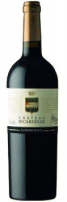 Chateau Ricardelle Combemale Rouge Languedoc AOC 2015