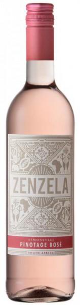 Simonsvlei Zenzela Pinotage Rosé 2020