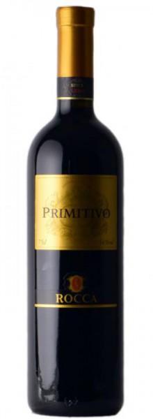 Rocca Primitivo Puglia IGT 2017