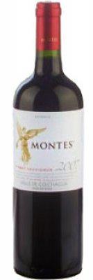 Vina Montes Montes Reserva Cabernet Sauvignon 2016