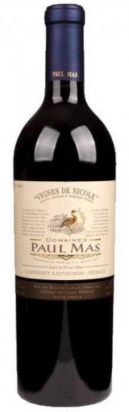 Domaines Paul Mas Chardonnay Viognier Vignes de Nicole IGP 2017
