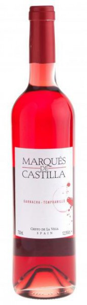 Marques de Castilla Rosado 2020 Cristo de la Vega