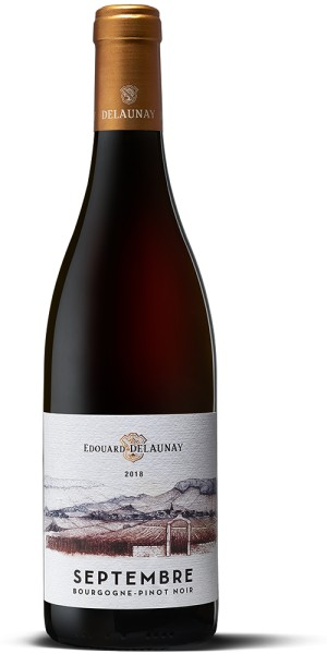 Septembre Bourgogne Pinot Noir 2018 Edouard Delaunay