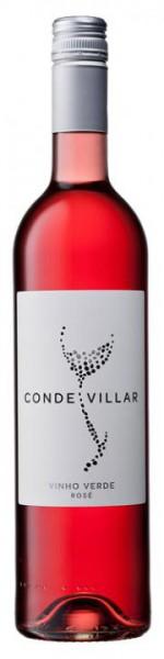 Quinta das Arcas Vinho Verde Conde Villar Rosé 2020