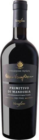 Collezione Privata Cosimo Primitivo di Manduria DOP 2016 Varvaglione