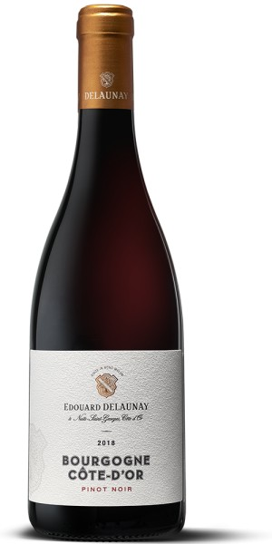 Bourgogne Côte d'Or Pinot Noir 2018 Edouard Delaunay