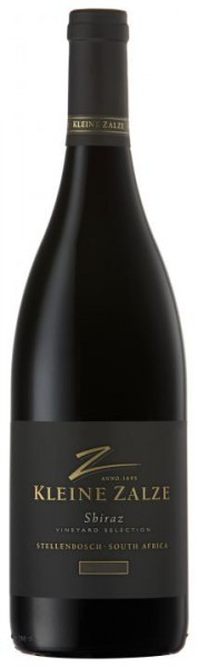 Kleine Zalze Vineyard Shiraz Selection 2017