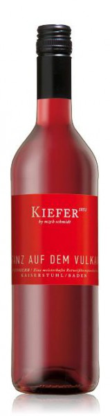 Weingut Kiefer Tanz auf dem Vulkan Rotweißweincuvée feinherb QbA 2017